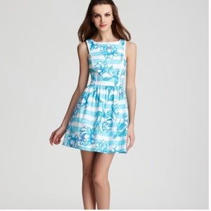 Lilly Pulitzer Tossing the Line Striped Dress 2